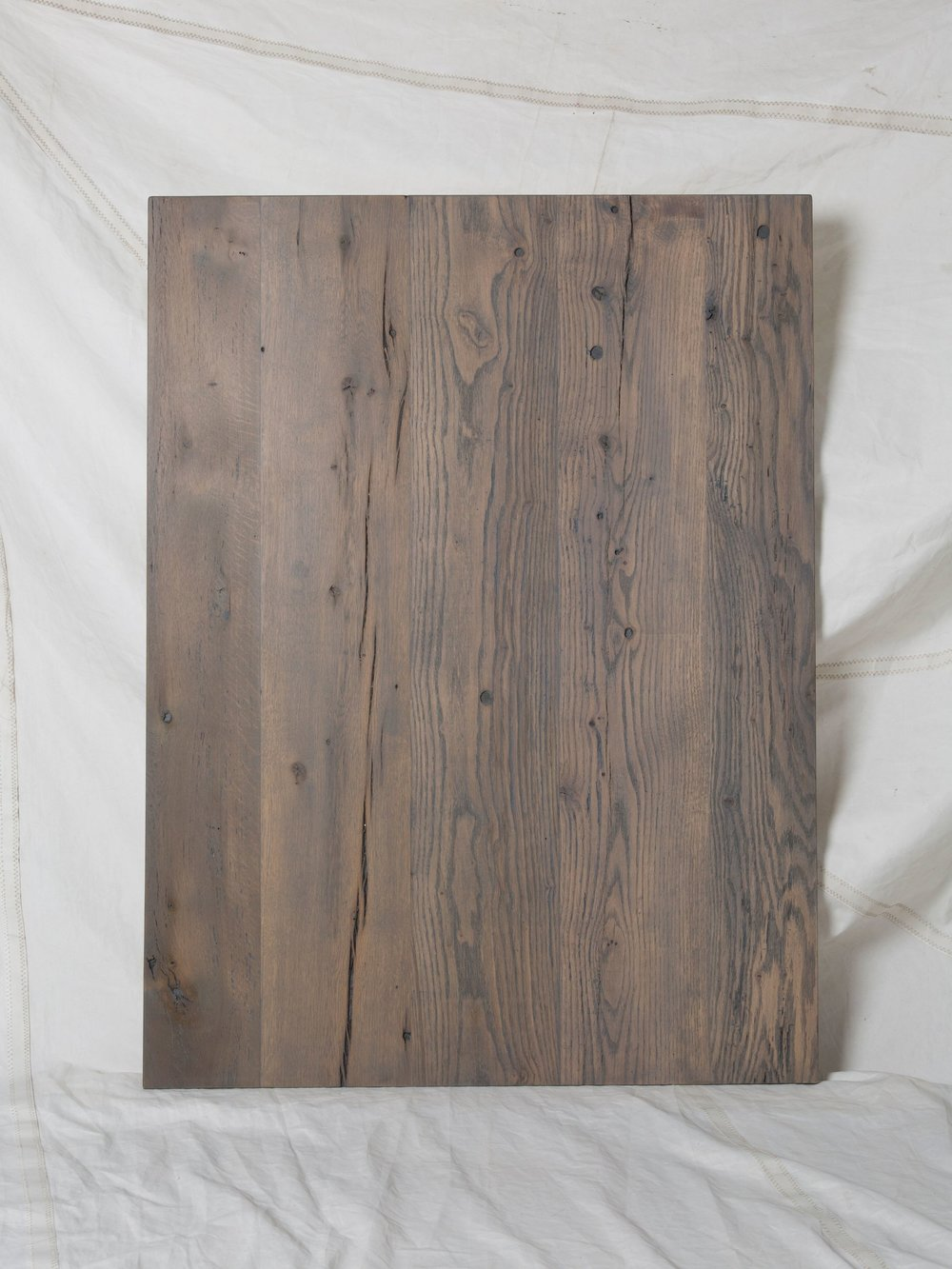 "CW002  Reclaimed Oak | Gray Washed 36"" x 48""  $275/week"