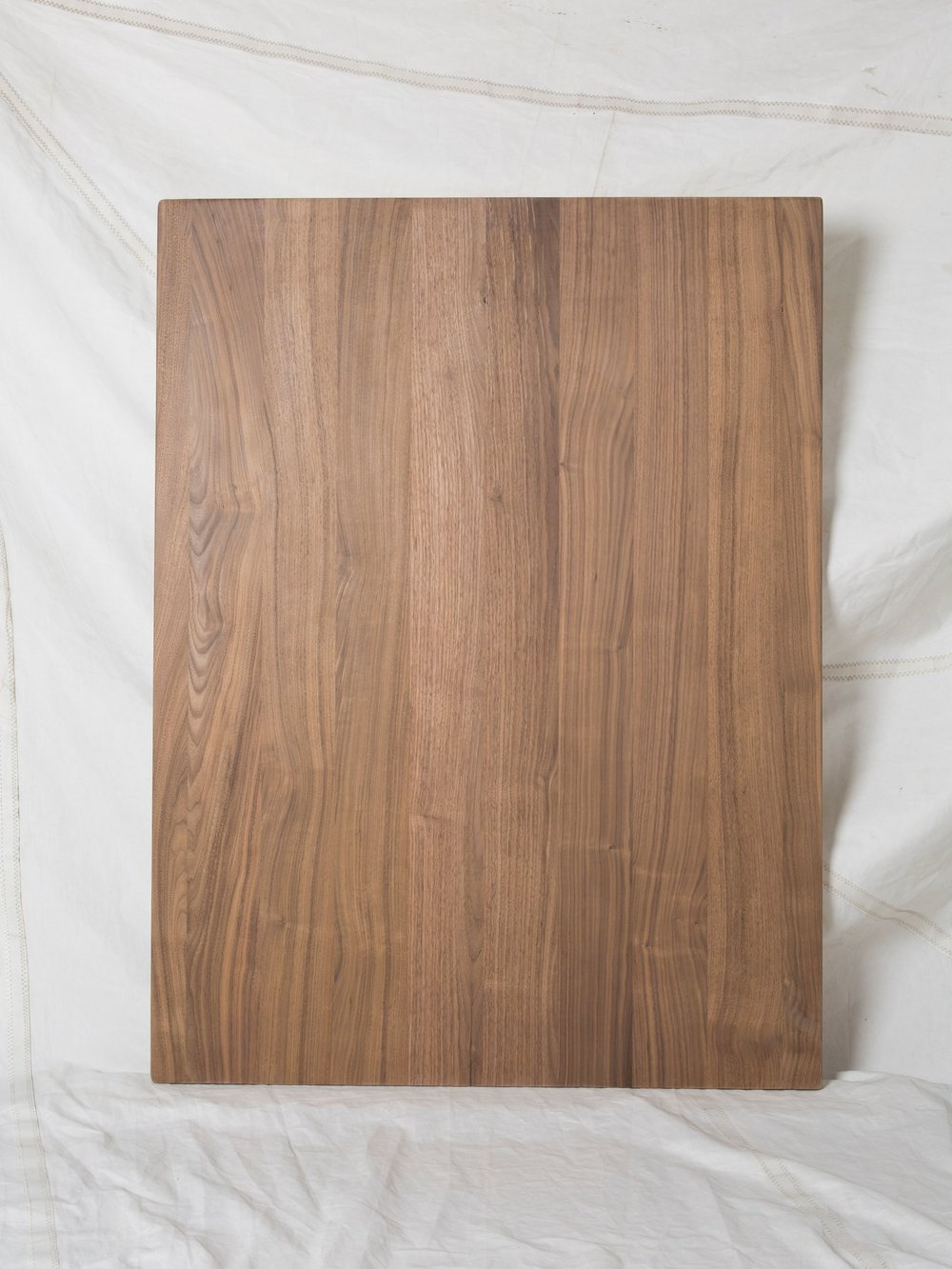 "CW003  Walnut | Natural 36"" x 48""  $275/week"