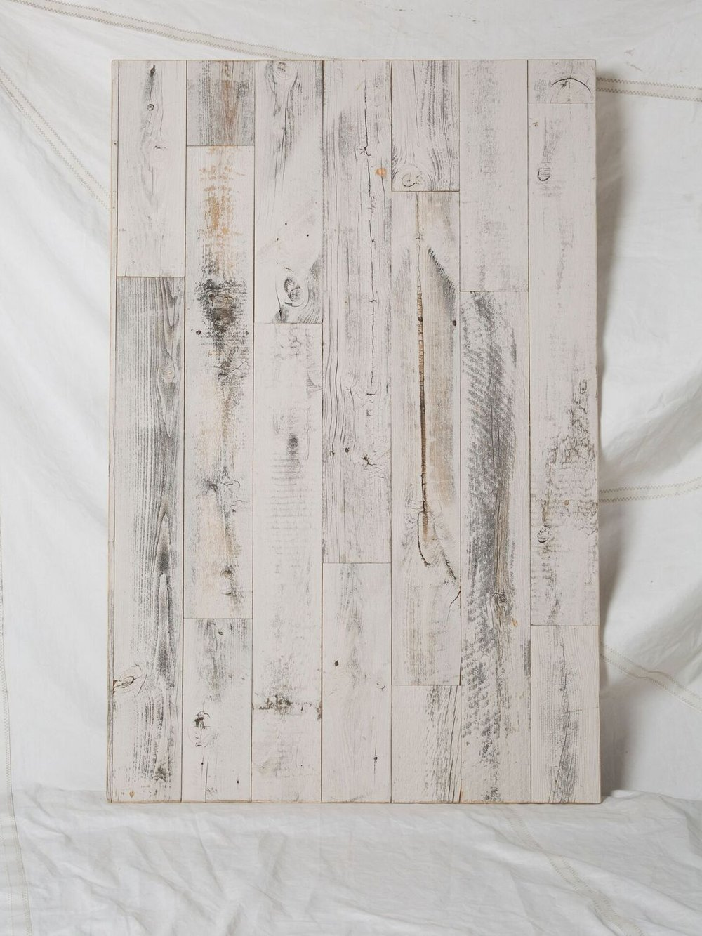 "CW006  Reclaimed, Weathered Barn | Gray Washed 36"" x 54""  $300/week"