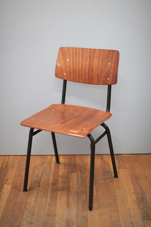 CH060  Presikhaaf Chair  1960. Holland.  $250