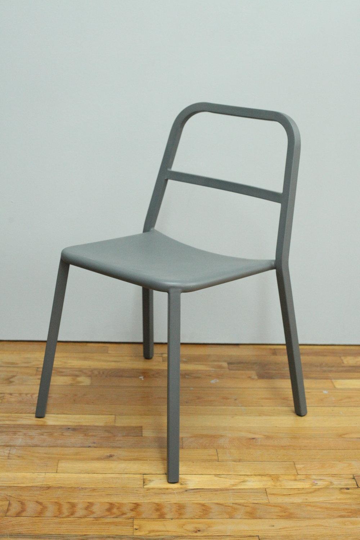 Grey Metal Chair  $150/week
