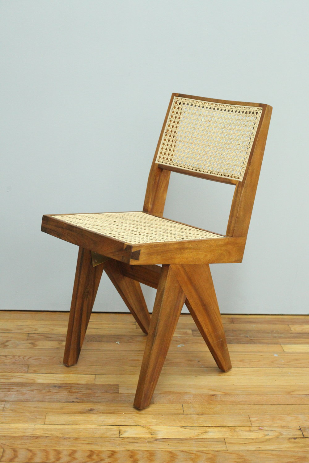 Jeanneret Style Chair  $350