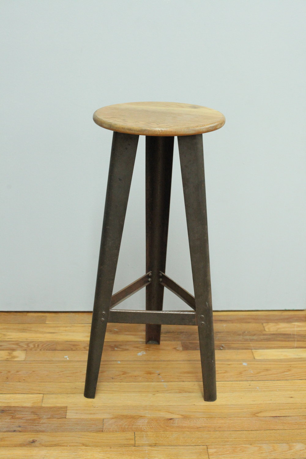 Prouve/Perriand Style stool  $200