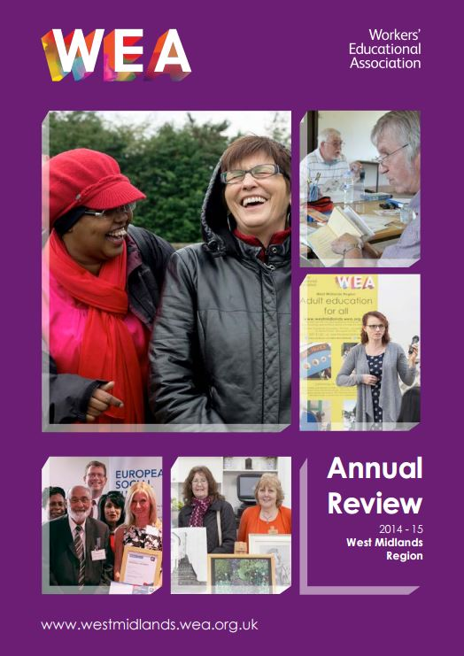 WEST MIDLANDS ANNUAL REVIEW 2014/15