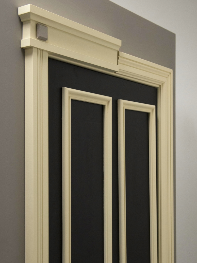 Door casing and window trim installation by deacon home enhancement - Magnafit Makes Installing Door Casing A Snap