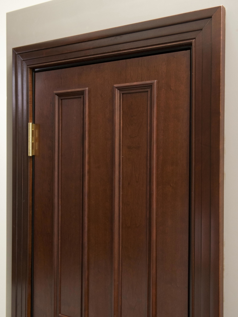 Wonderful ... To Attach Beautiful Hardwood Casings To Any Hollow Metal Door Frame. To  Learn More About The Styles And Profiles Available, Review Our MagnaFit  Product ...