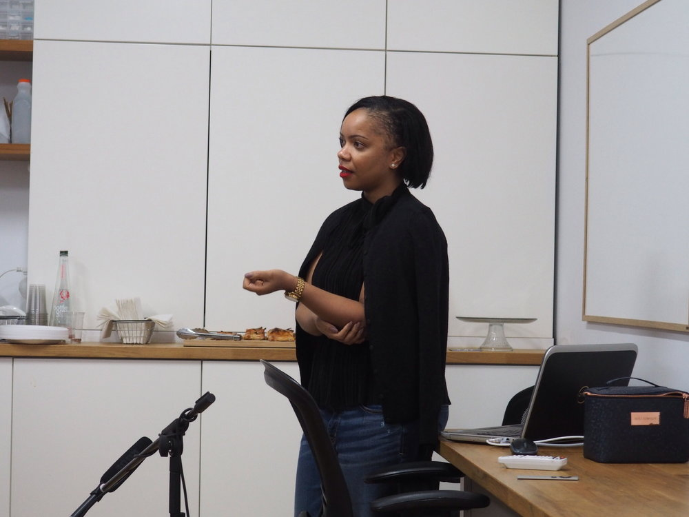 Alethea Robinson, co-founder of See Girl Work Marketing & Branding (www.seegirlwork.com)
