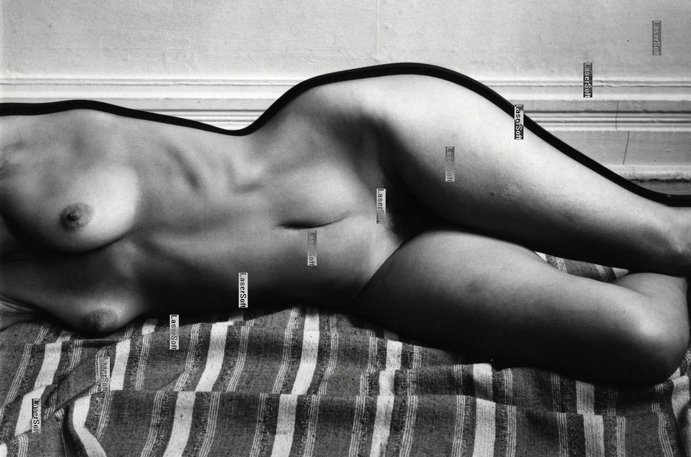 """Chicago,"" 1977, gelatin silver photograph, 8x12 in."
