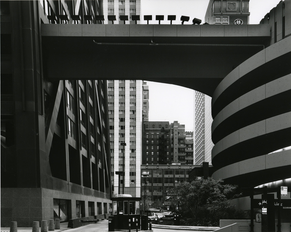 """John Hancock Building,"" 2006, photograph, 20x24 in."