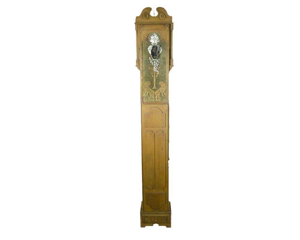 1986 Negro Clock