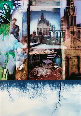 """Castle in the Air,"" 2006, c-print, 20.75x14.5 in."