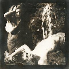 van Blerk, Acis et GalatÇe, MÇtamorphoses, 2011,  Gomme et cyanotype, 11.8x11.8in.jpg