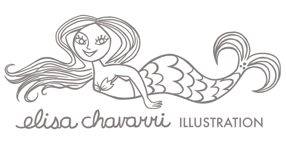 Elisa Chavarri Illustration