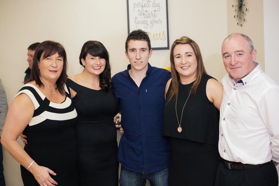 Laura's family