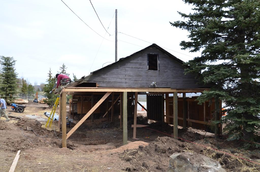 Constructionbarn