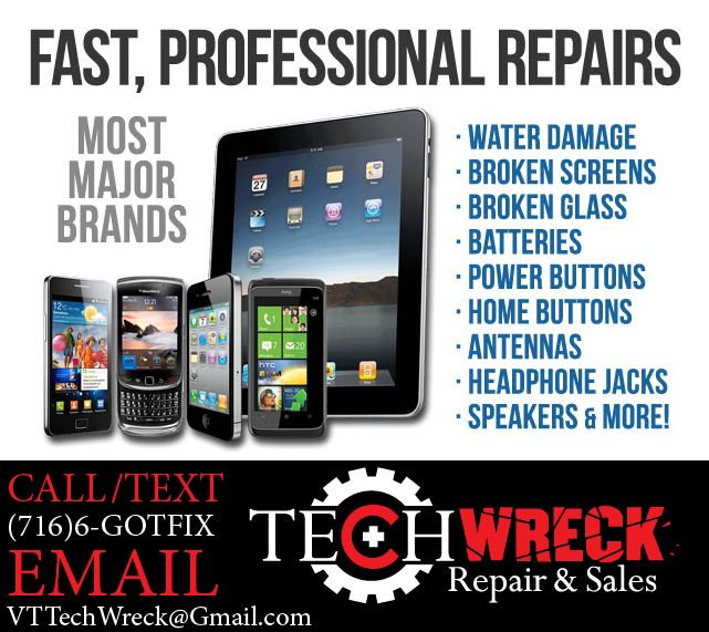 Tech Wreck Professional Repair
