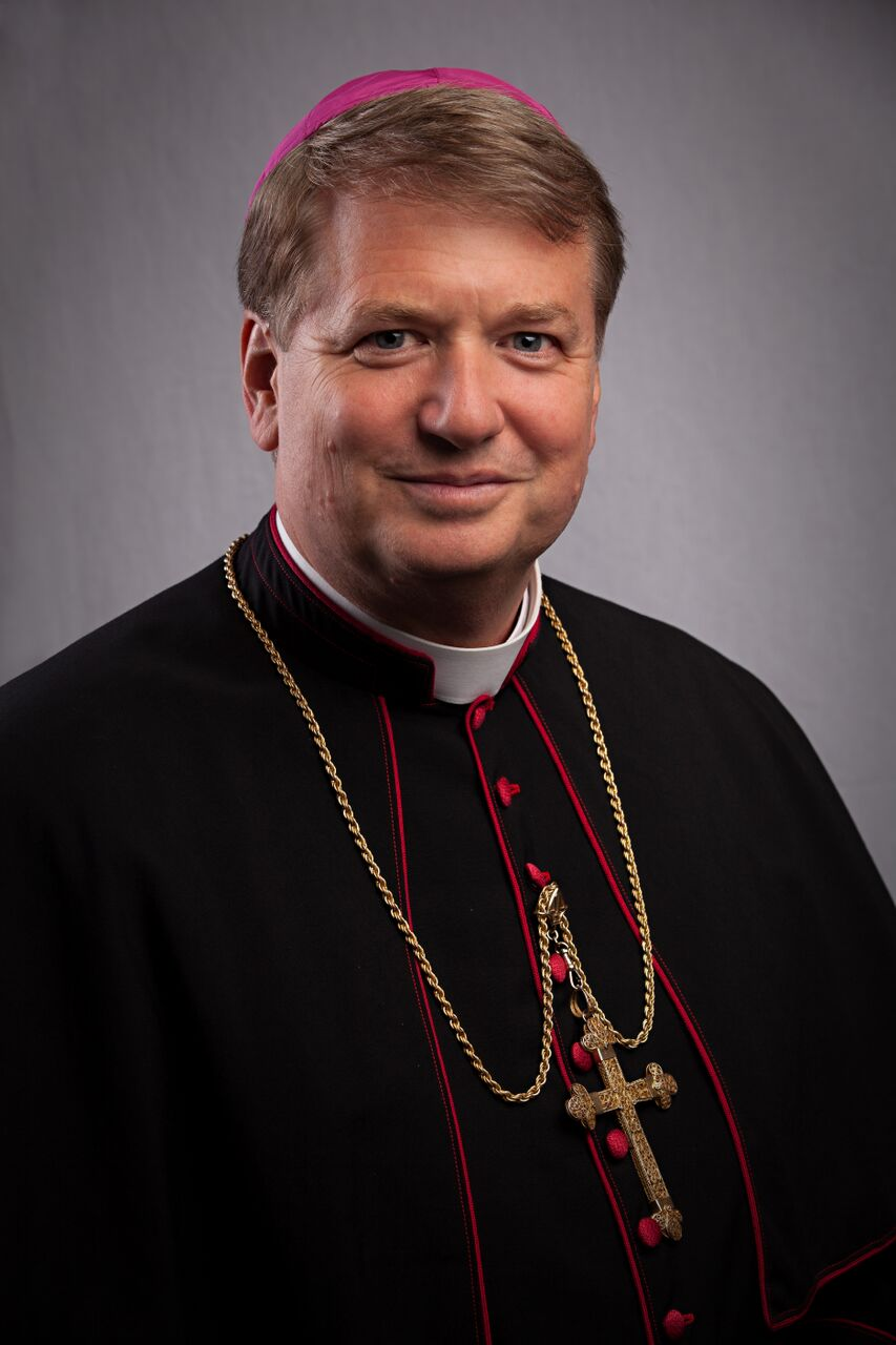 Archbishop Anthony Fisher