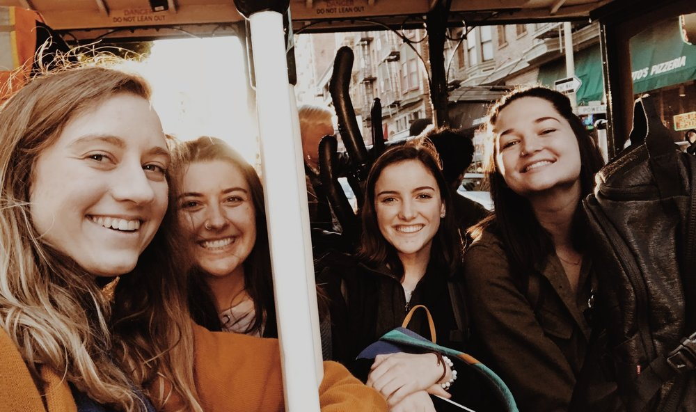 Spring Break Missions - March 16th-23rd, 2019The Tenderloin District in San Francisco, CA