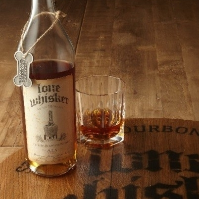 John SchwartzCEO, Amuse Bouche Wines - (Lone Whisker Kentucky Bourbon design)
