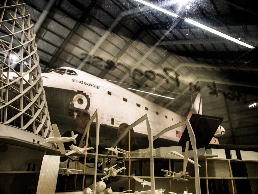 Future Plans For the Endeavour Display