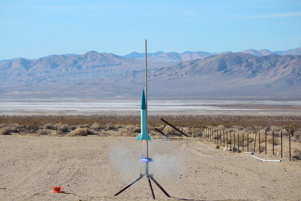 Advanced rocketry eclipse