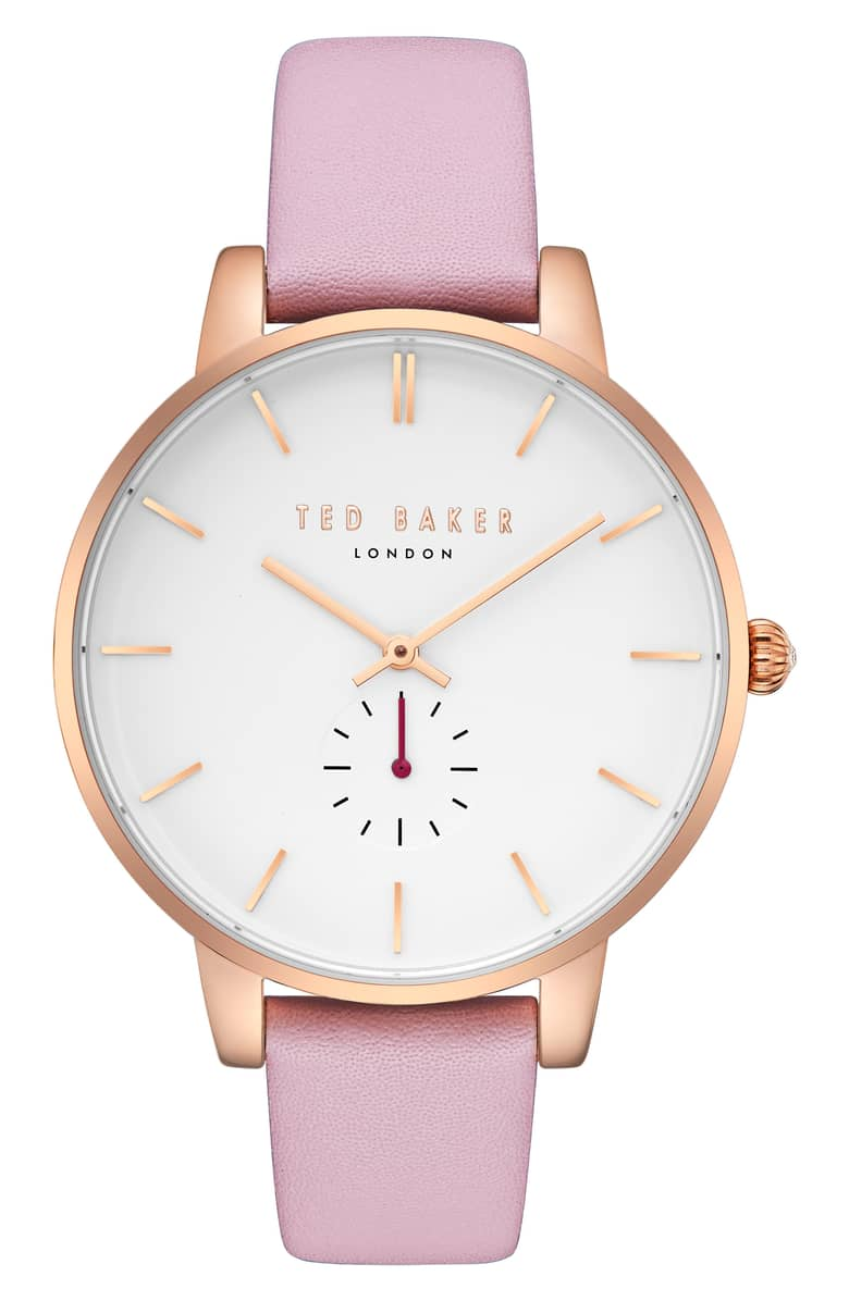 Ted Baker Olivia Leather Strap Watch.jpeg