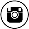 Free Social Media Icon Instagram  Black circle ring.png
