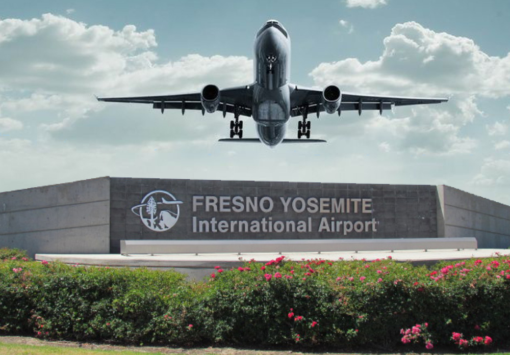Fresno Yosemite International Airport MML
