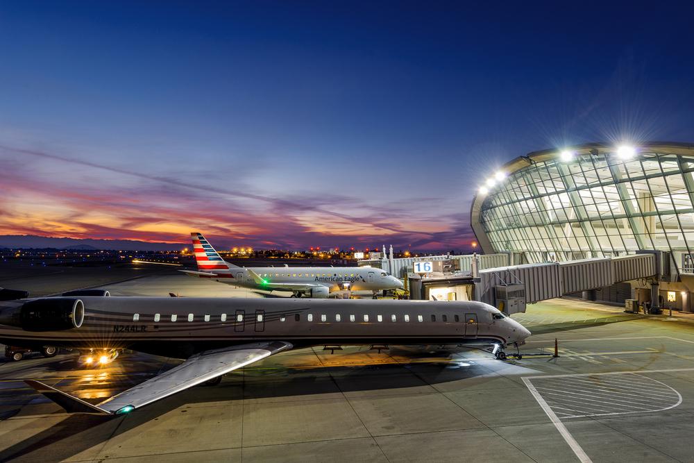 Fresno Yosemite International Airport MML