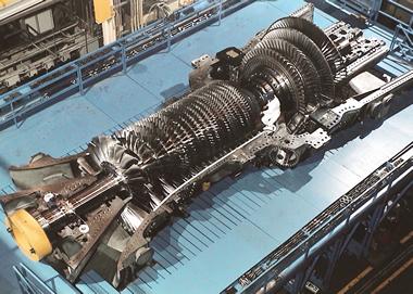 Industrial Gas Turbine - Energy