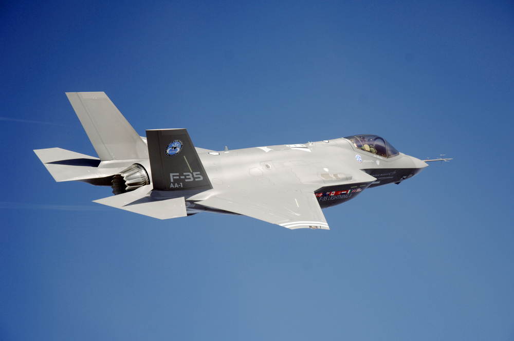 LAI International F35