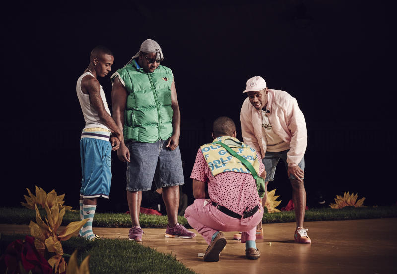 MADE's fashion event in Los Angeles featuring Tyler, the Creator.