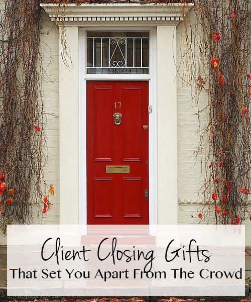 Client Closing Gifts That Set You Apart From The Crowd