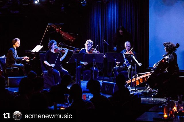 It was truly an honor to be a part of this concert last night. Such beautiful music and many emotions. 💔 #Repost @acmenewmusic with @get_repost ・・・ Thanks to @lprnyc and everyone who joined us in celebrating the music and memory of @johann_johannss last night. It was a deeply meaningful performance and we're honored to have shared his music with you.  #lprx #jóhannjóhannsson  Photos by @sachynmital