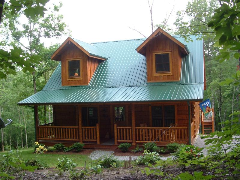 Second Nest family-friendly cabin