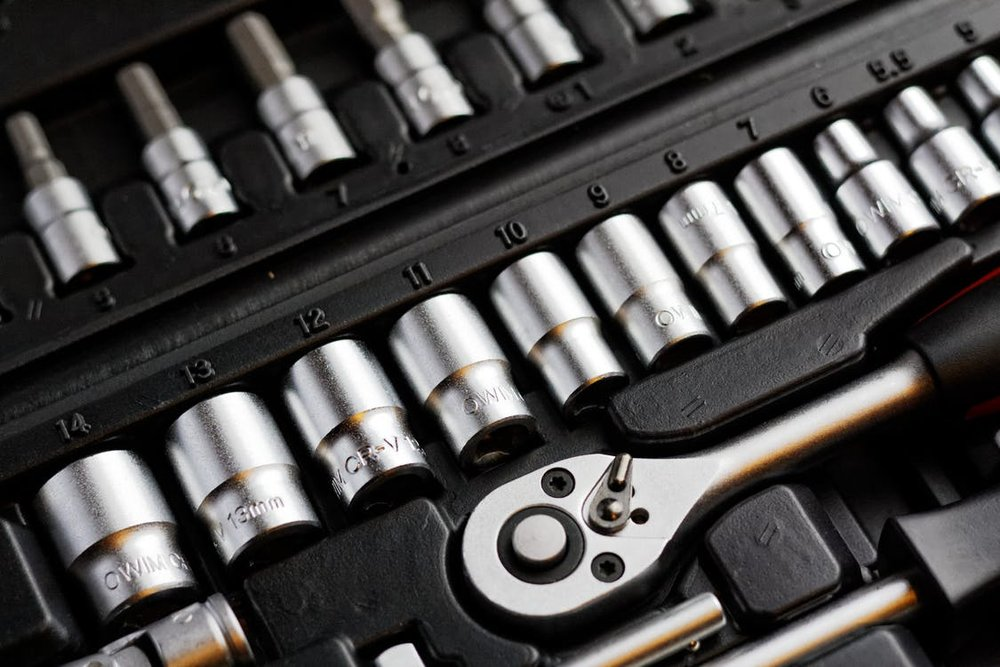 portable socket set