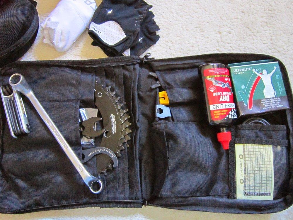 Bike Tool Bag