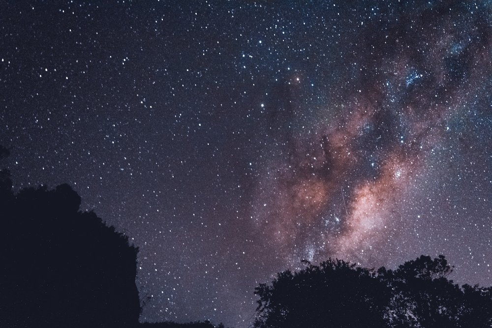 good places for dark sky viewing during the summer time in Tennessee