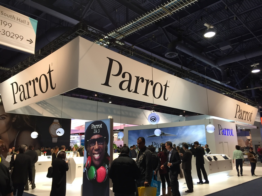 Parrot Booth