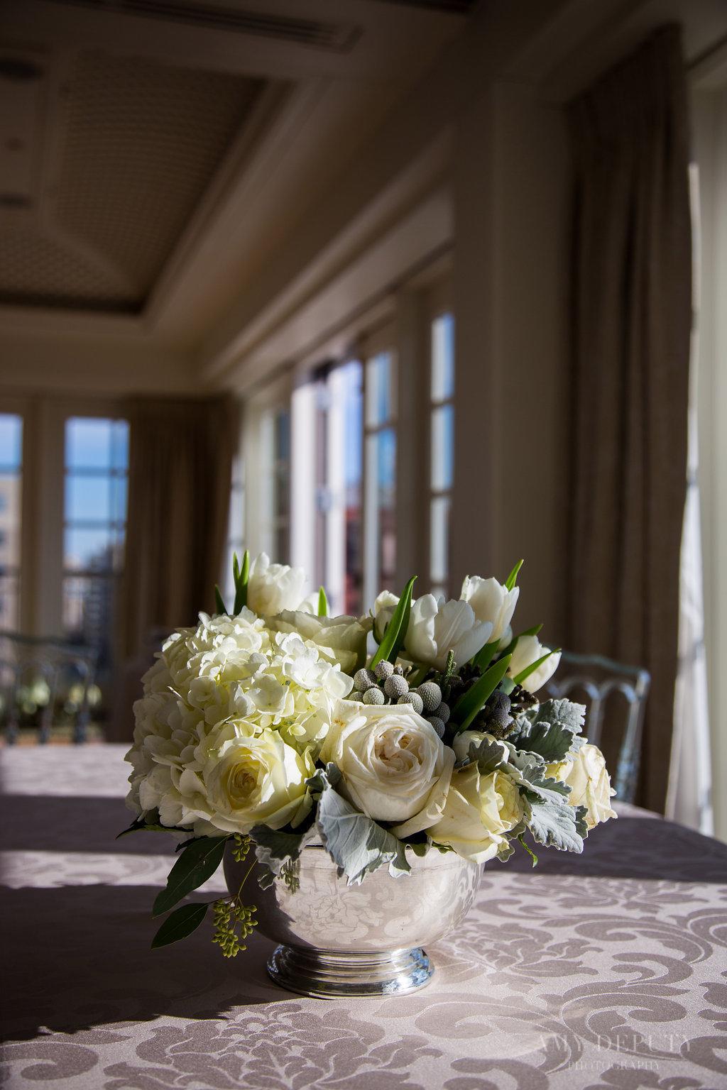 Elizabeth Rawson, Rebecca Erenrich, Hay Adams Hotel, Washington, DC