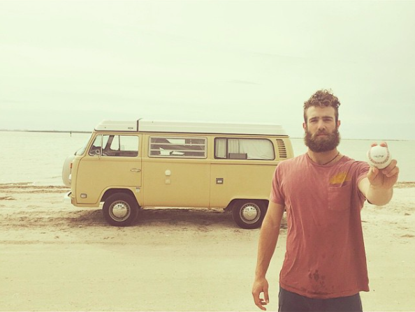 Daniel Norris The Most Interesting Man in Baseball