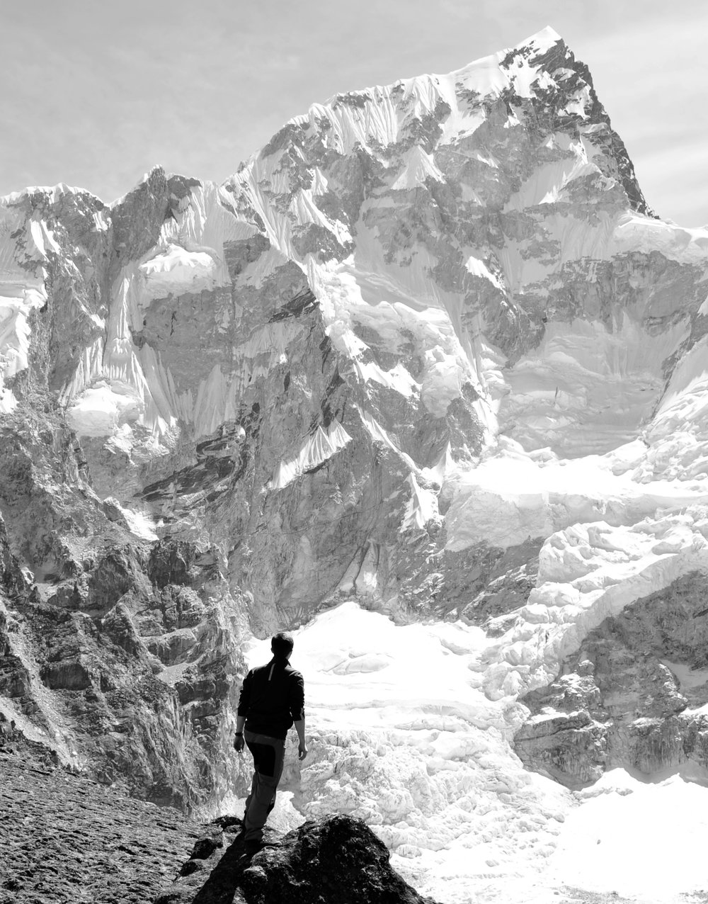 mike kala patthar everest b&w DSC_6924.jpg