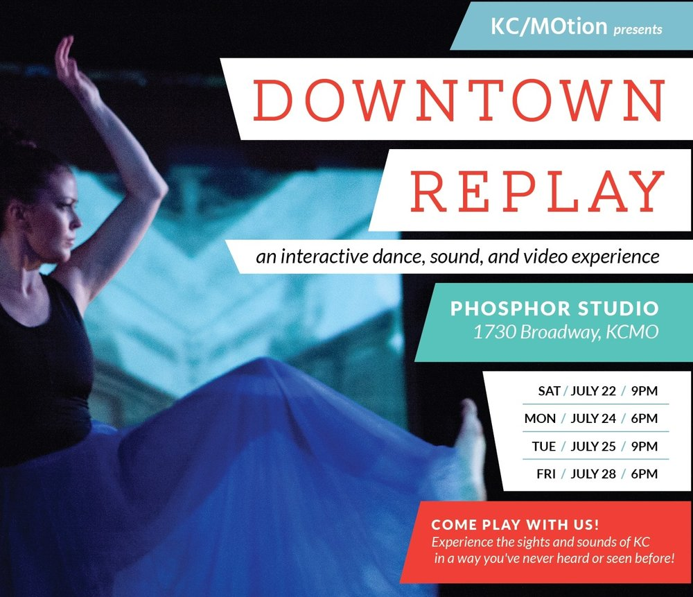 Downtown Replay Postcard Front.jpg