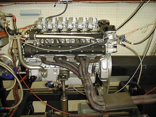 275 GTB /4 253 HP