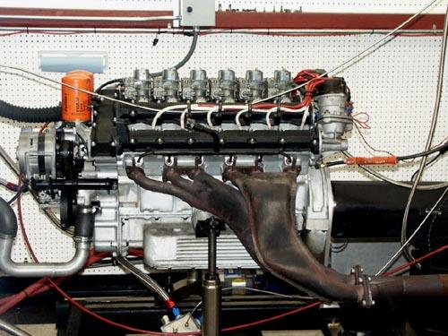 365 GTB 333 HP