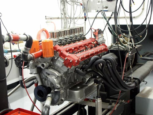 Ferrari 365 GTB V12 High Performance Engine Rebuild