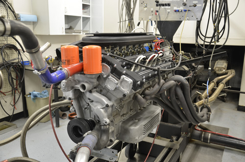Ferrari 365 GTB/4 V12 High Performance Engine Rebuild