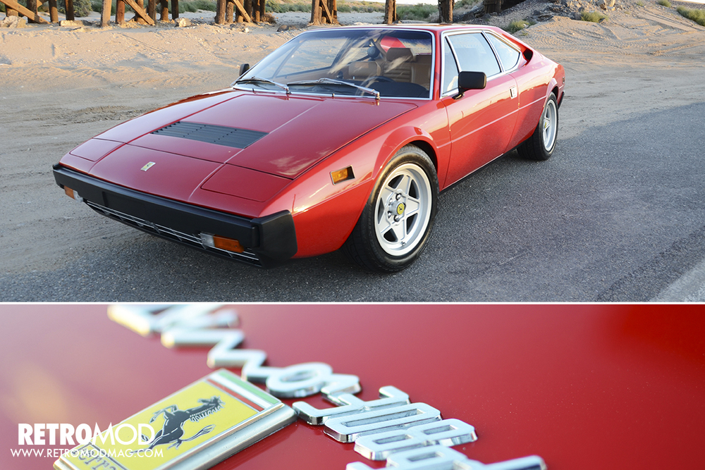 Ferrari 308 GT4 358RR Restoration and Upgrade