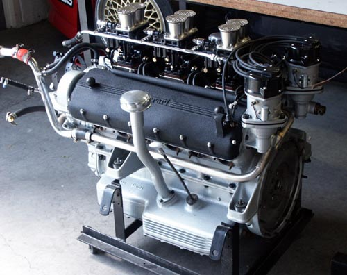 Ferrari 250 GT V12 High Performance Engine Rebuild