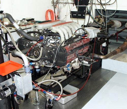 Ferrari 512 TR Flat-12 High Performance Engine Rebuild